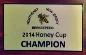 2014Honey Cup Champion Bee
